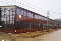 Светопрозрачные конструкции для Этномира