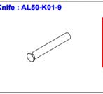 Нож ALS-50-K01-9