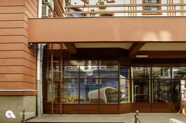 Офисный центр г. Москва ул.Петровка д.13