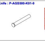 Нож P-AGS500-K01-9