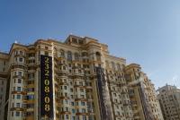 Остекление жилого квартала «Доминион», г. Москва