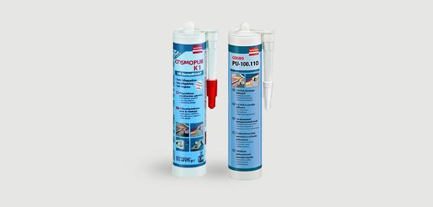 1-к-монтажный полиуретановый-клей COSMO PU-100.110