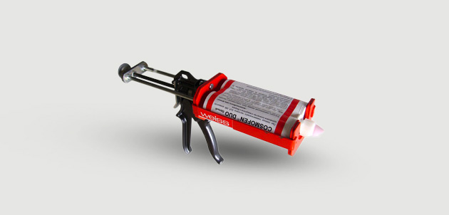 Механический дозирующий пистолет HDP-900
