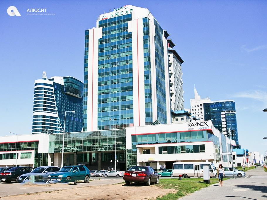 Административное здание, г. Астана (Казахстан)