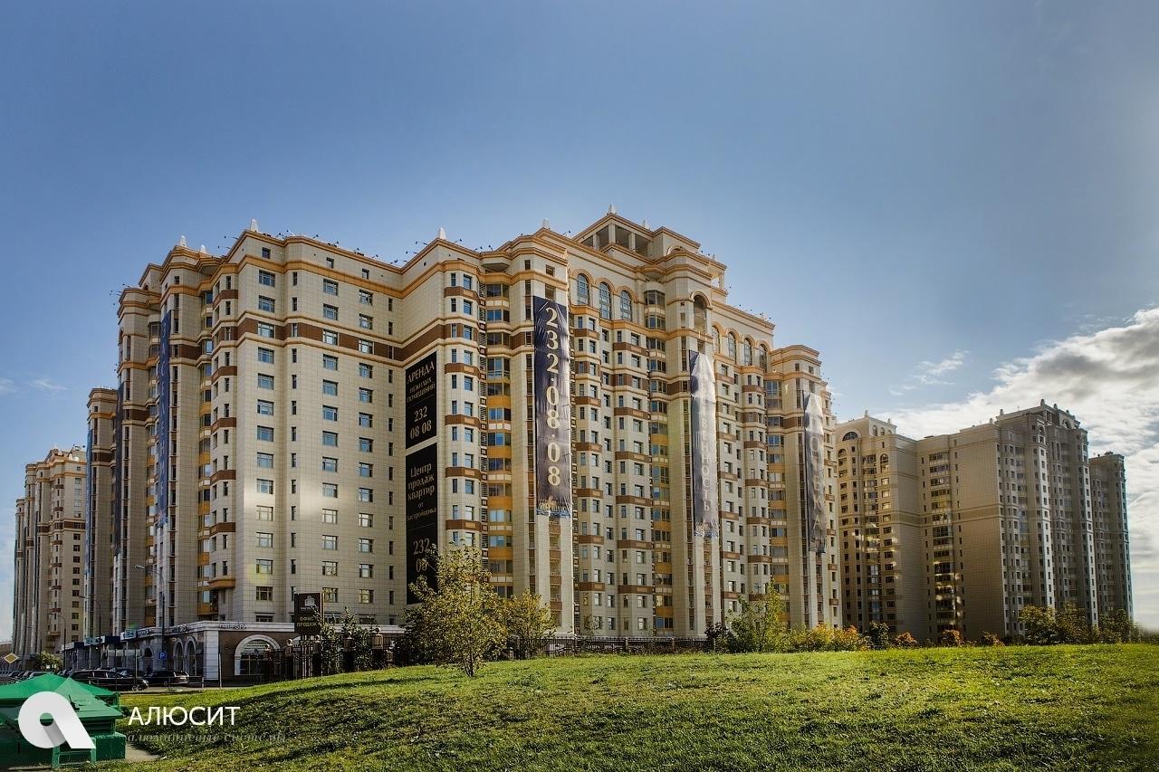 Жилой квартал «Доминион», г. Москва